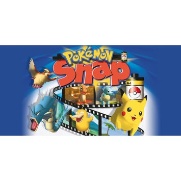 Nintendo N64 Pokemon Snap Wii U (Email Delivery)