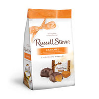 Russell Stover Chocolates Russell Stover 6 OZ Milk Chocolate Caramel Favorites Bag