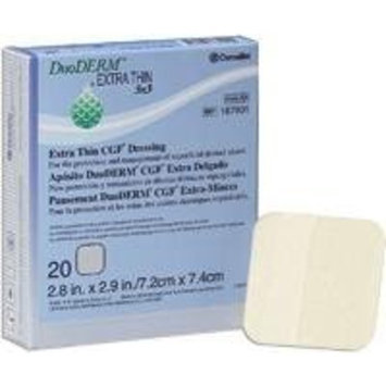 Alimed DuoDERM Extra Thin Dressing 6