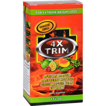 AsWeChange 4X Trim Weight Loss Extract, 4 Fl Oz