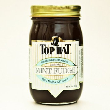 Chocoalteorg Mint Fudge Sauce 20 Oz