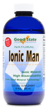 Good State Ionic Man - Multiple Liquid Ionic Minerals