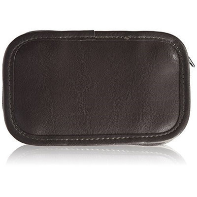 Therapure Health Essentials Essential Oil Pocket Presenter Case, Roll-On, 8-Bottle, Chocolate Brown