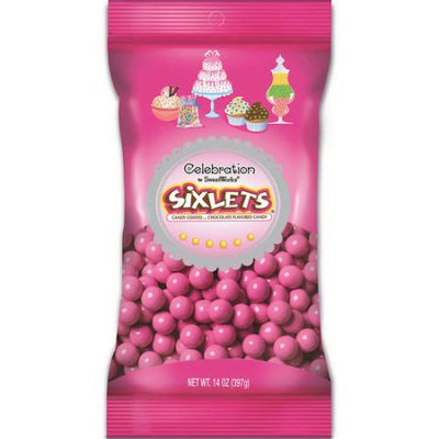 Celebrations By Sweetworks Candy Sixlets, 14oz Bag
