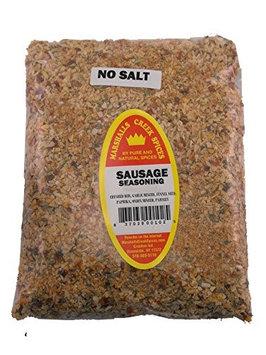 Marshalls Creek Spices SAUSAGE SEASONING NO SALT REFILL (Pack of 3)