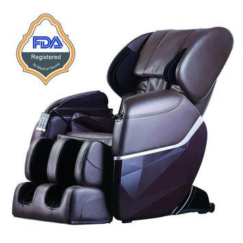 Electric Full Body Shiatsu Massage Chair Recliner Zero Gravity w/Heat
