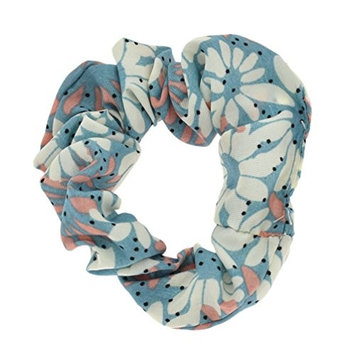 Lychee Women Girl Floral Scrunchie Elastic Hair Band Ponytail Holder Accessories