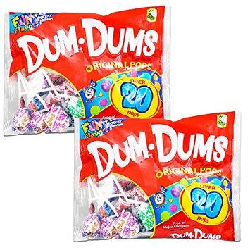 Dum Dums Original Pops - Value Pack