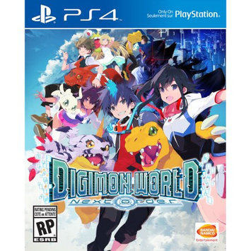 Namco Digimon World: Next Order - Pre-Owned (PS4)