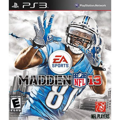 Electronic Arts 014633730142 Madden NFL 13 Bonus Edition for Playstation 3