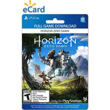 Interactive Communications Sony Horizon Zero Dawn (email delivery)