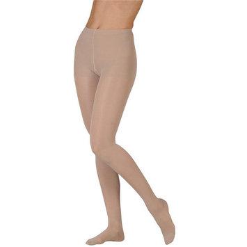 Basic Pantyhose Short Open Toe 15-20mmHg, II, beige - Juzo - 4410ATSH14 II