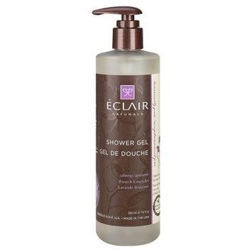 Eclair Naturals Shower Gel French Lavender 12 oz