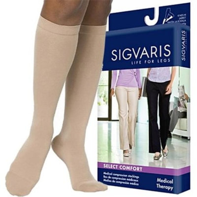 Sigvaris Select Comfort Compression Calf Length 20-30mmHg