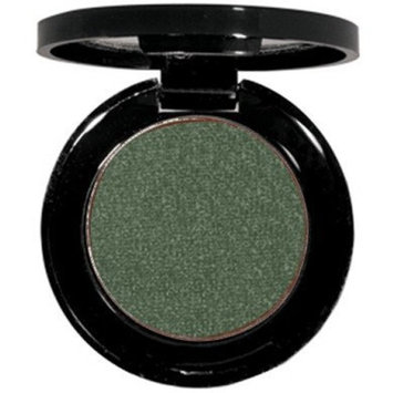 Mineral Eye Shadow Single Compact in the Perfect Deep Shade of Evergreen in a Crease Proof Soft Naturally Radiant Finish