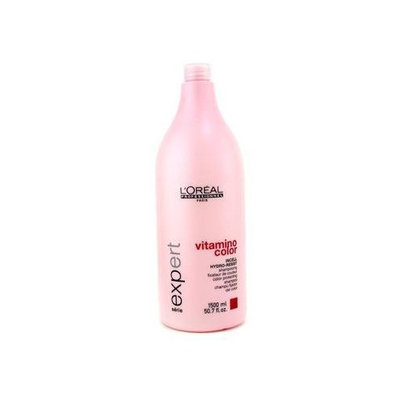 L'oreal Serie Expert Vitamino Color Shampoo for Unisex, 50.7 Ounce