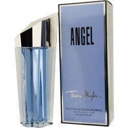 Angel By Thierry Mugler For Women Eau De Parfum Spray 3.4 Oz