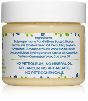 Miracle In The Green Mummy's Miracle Non GMO Natural Moringa Nipple and Lip Balm 2 oz - Pack of 2