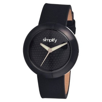 Women's Simplify the 1200 Watch with Luminous Hands