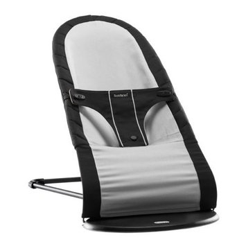 BABYBJORN BabySitter Balance - Black/Silver (Discontinued by Manufacturer)