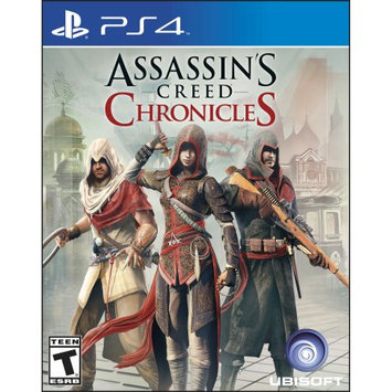 Climax Group, The Assassin's Creed Chronicles - Pre-Owned (PS4)