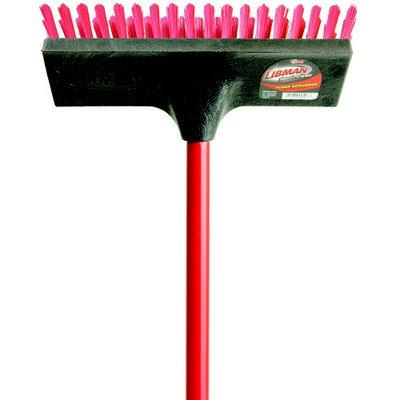 Libman Floor Scrub Brush & Handle