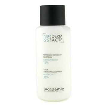 Academie Derm Acte Daily Exfoliating Cleanser, Glycolic Acid, 8.4 Ounce