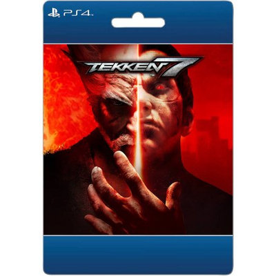 PlayStation 4 Tekken 7: Standard Edition $59.99 - Email Delivery