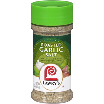 Lawry's Roasted Garlic Salt, 7.12 OZ (Pack of 2)