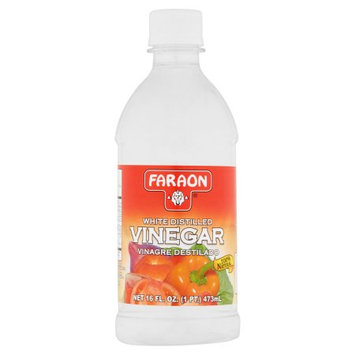 Faraon Foods Faraon White Distilled Vinegar, 16 fl oz