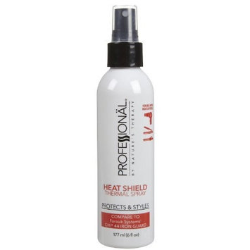 Professional by Natures Therapy Heat Shield Thermal Spray, 6 oz