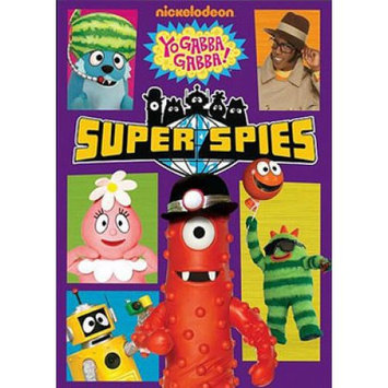 Paramount Home Entertainment Paramount Yo Gabba Gabba-super Spies [dvd]