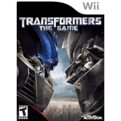 Activision, Inc. Transformers: The Game (used)