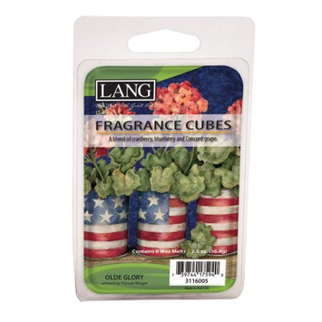 The Lang Companies LANG OLD GLORY 2.5 OZ FRAGRANCE CUBES