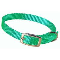 Hamilton Single Thick Nylon Deluxe Dog Collar []