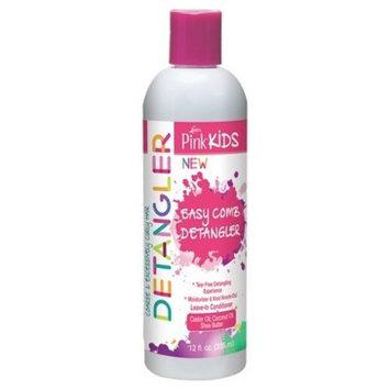 Luster's Pink Kids Easy Comb Detangler - 12 fl oz