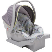 Cosco Juvenile Comfy Carry Infant Seat, Jungle Parade II (Discontinued by Manufacturer)