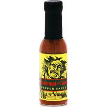 Judicial Flavors JF474 Contempt of Court Pepper Sauce - Pack of 12