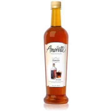 Amoretti Premium Syrup, Amaretto, 25.4 Ounce [Amaretto]
