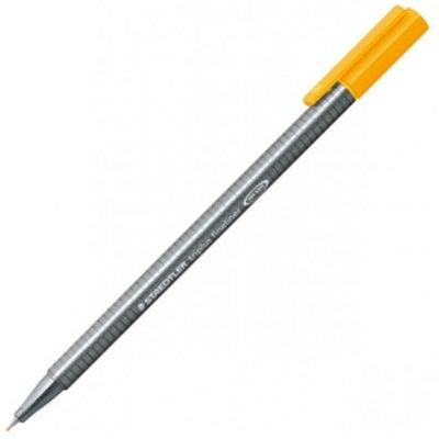 Staedtler, Inc. Staedtler 334-43 Light Orange Fineliner Pen