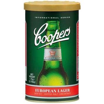 Coopers DIY Beer European Lager Homebrewing Craft Beer Brewing Extract [European Lager]