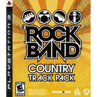 Electronic Arts Rock Band: Country Track Pack (used)