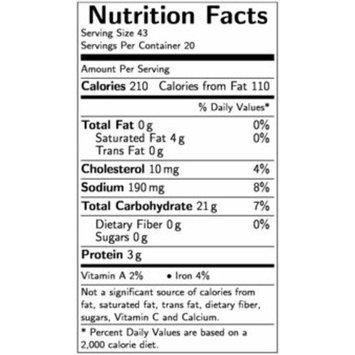 Nestle Toll House Peanut Butter Cookie Dough, 1.5 Ounce - 240 per case.