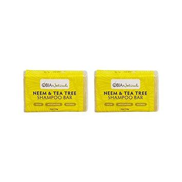 OBIA Naturals Neem & Tea Shampoo Bar 4oz