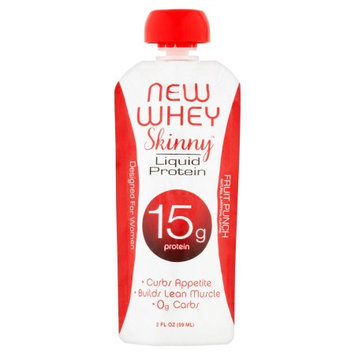 Ids Sports New Whey Nutrition(tm) Skinny Liquid Protein - Fruit Punch