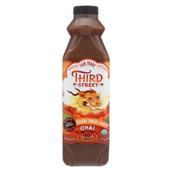 Third ST Chai - Dragon Tongue Ginger - 32 Fl oz.