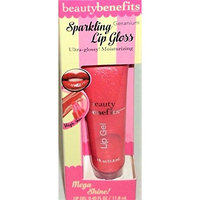 Beauty Benefits Sparkling Lip Gel - Geranium