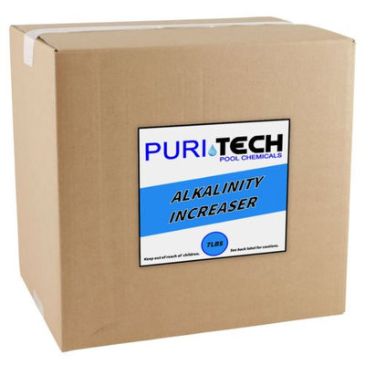 Puritech 7 lb Total Alkalinity Increaser Plus