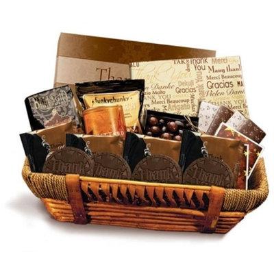 Chocolate Chocolate 302265 Thank You Gift Basket