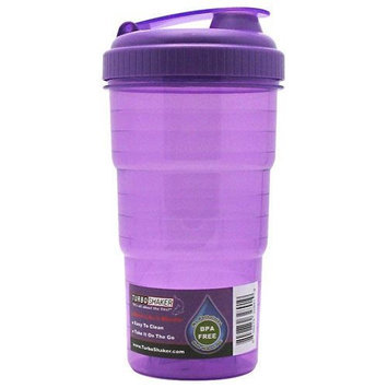 Active Ventures Unlimited4959230353 Turbo Shaker - Sublime Series Shaker Cup Purple - 28 oz.